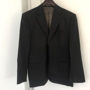 Other - Black pinstripe Suit Sz. 36S